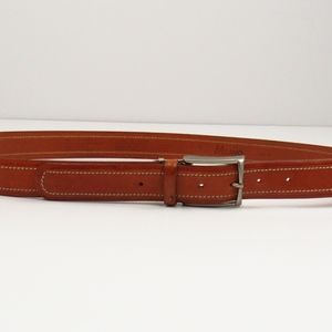 Milano Brown Leather Belt 100/40